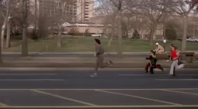Watch and share Rocky II - Rocky's Run (1979) GIFs on Gfycat