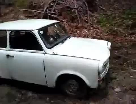 Watch and share Az Első Autónk: Trabant 601 SPECIAL GIFs on Gfycat