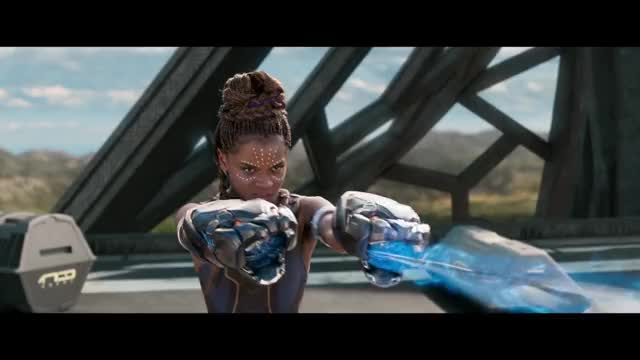Watch and share Marvel Studios GIFs and Black Panther GIFs by Notias1 on Gfycat