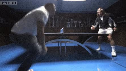 Watch table tennis GIF on Gfycat. Discover more related GIFs on Gfycat