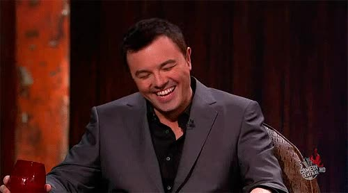 Watch and share Seth Macfarlane GIFs on Gfycat