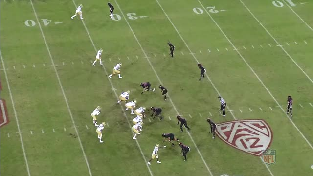 Watch and share Stanford19 Rb Swing Screen With Backside WR Delay Screen (498) GIFs by osgoodck on Gfycat