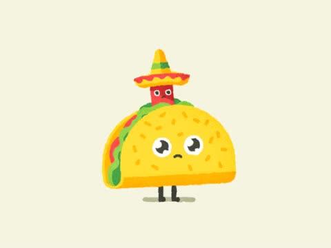 Watch and share Bear, Tacos, Taco, Bears, Taco Bell, Taco Emoji, Taco Emoji Engine, T-bell GIFs on Gfycat