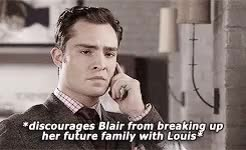 Watch l'amour fou GIF on Gfycat. Discover more blair waldorf, chairedit, chuck and blair, chuck bass, chuck x blair, geli, ggedit, gossip girl, p20s, p20s:gifs, p20s:requests GIFs on Gfycat