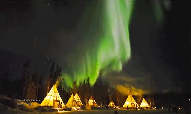 Watch northern lights GIF on Gfycat. Discover more related GIFs on Gfycat