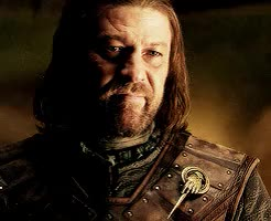Watch this eddard stark GIF on Gfycat. Discover more 10k, arya stark, eddard stark, edit1, edit: game of thrones, game of thrones, gameofthronesdaily, gotaryastark, gotedit, gotrewatch2014, gots1, gots1e6, gotsansastark, ned stark, ned's face lol, sansa stark, sean bean GIFs on Gfycat