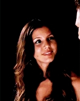 Charisma Carpenter, Kyra, Season 7, btvsgif, characters, charmededit, gif, mine: creations, mine: gifs, mine: htwoc, spikebuffy, Hey! They were on Charmed: Charisma Carpenter as Kyra GIFs
