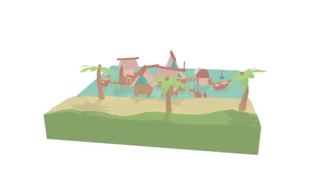 Watch and share Fishing Village 1.0216 GIFs on Gfycat