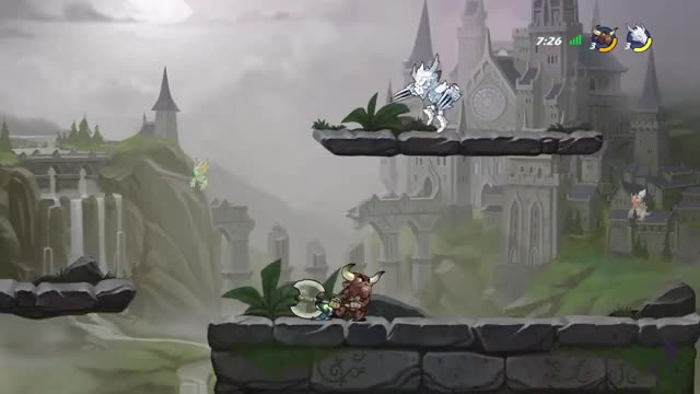Watch and share Playstation 4 GIFs and Brawlhalla GIFs on Gfycat
