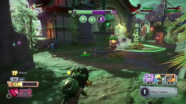 Xbox Plants vs. Zombies Garden Warfare 2 gameplay, Achievements ...