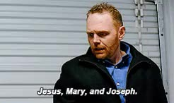 Watch and share Bill Burr GIFs and Jesus GIFs on Gfycat