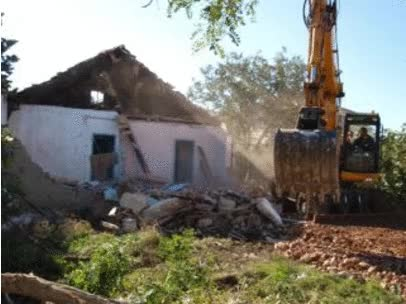 Watch and share Dream House - Demolition GIF | Croatia Travel Blog - Chasing The Donkey GIFs on Gfycat