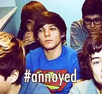 Watch and share Louis Tomlinson GIFs and One Direction GIFs on Gfycat