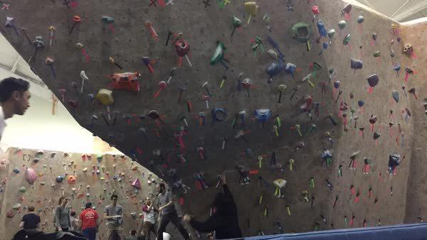 bouldering, Climbing Laps GIFs
