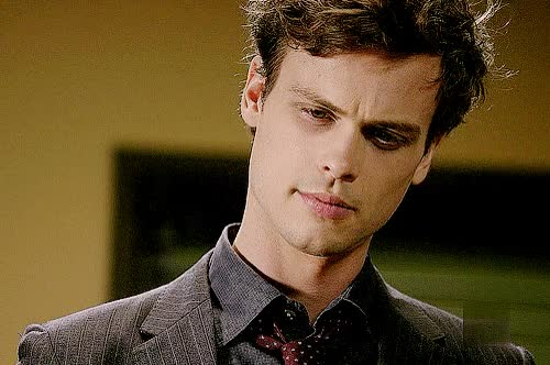 Watch and share Spencer Reid GIFs on Gfycat