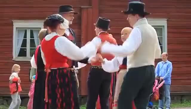Watch and share Finnish Folk Dance GIFs on Gfycat