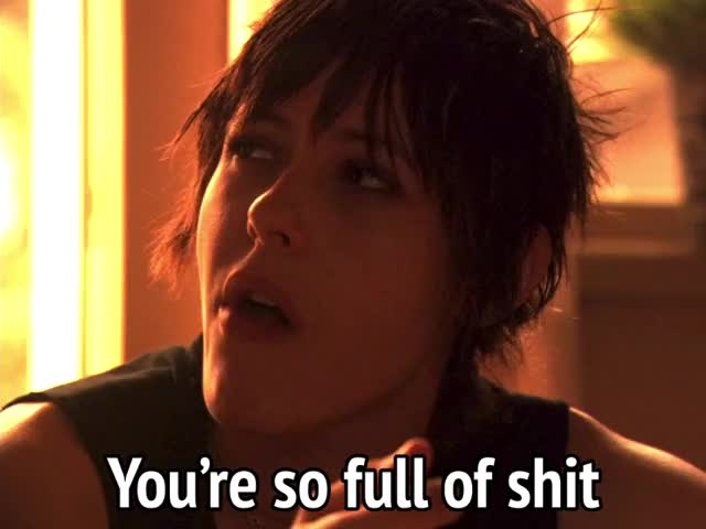 Watch and share The L Word GIFs and Shit GIFs by MikeyMo on Gfycat