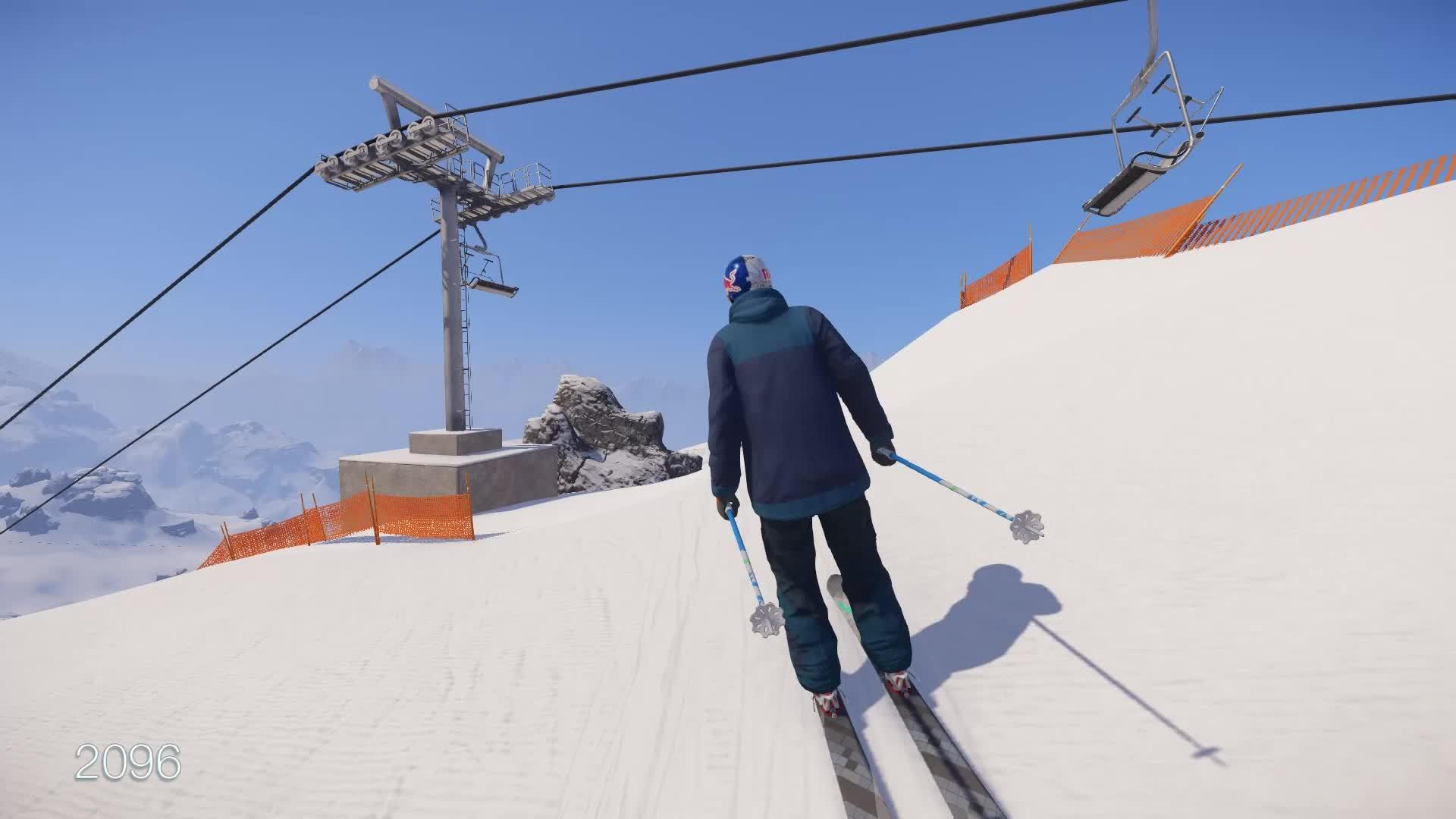 3060, snowthegame, spin, Epic 3060 degree spin in SNOW GIFs