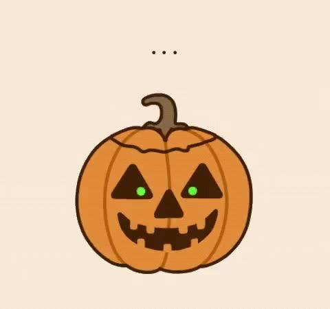Watch Boo! GIF on Gfycat. Discover more boo, cat, halloween, jackolantern, pumpkin, pusheen, sannahparker, scary, spooky GIFs on Gfycat