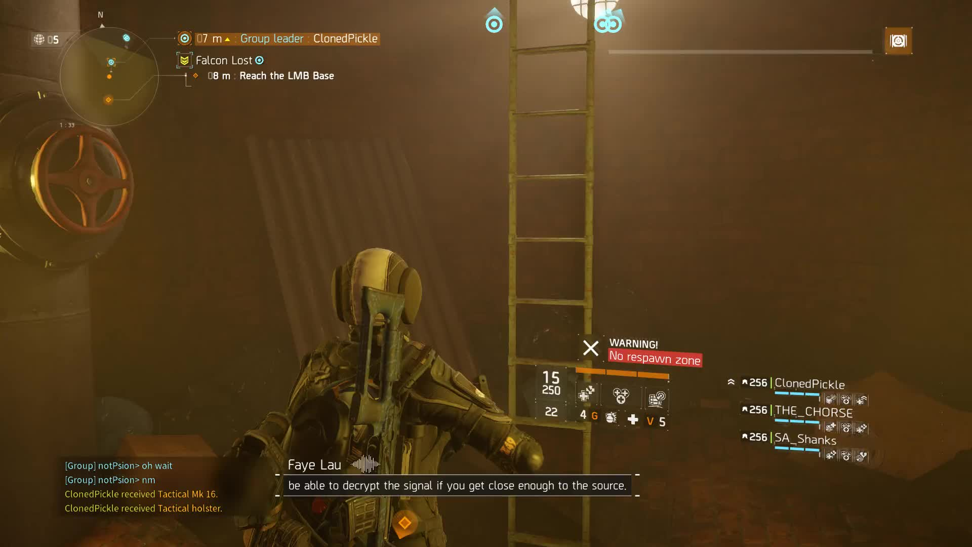 thedivision, i don't think ladders work this way GIFs