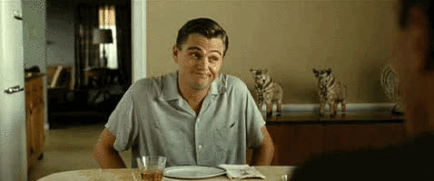 dgaf, dont care, leo dicaprio, leonardo dicaprio, oh well, revolutionary road, shrug, whatever, Leo DiCaprio Shrug GIFs