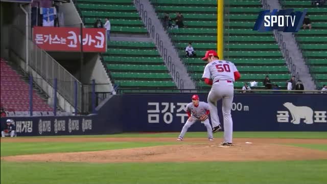 Watch and share Baseball GIFs and Spotv GIFs by Koreaboo on Gfycat