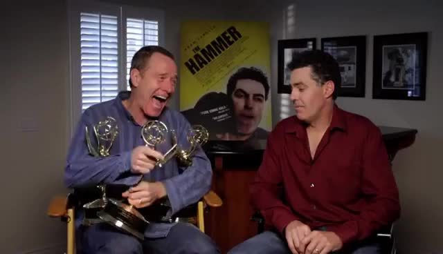 awards, bad, breaking, bryan, bryan cranston, celebrities, celebrity, celebs, cranston, funny, laughing, mocking, Bryan Cranston Laughing GIFs
