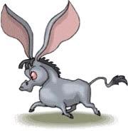"""Watch and share Ahora Enlaza Tu Imagen Gratuitamente: """"burro-y-asno-imagen-animada-0089"""" animated stickers on Gfycat"""