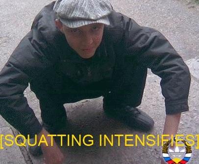 Squating GIFs