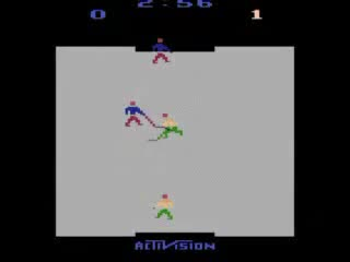 Watch Ice Hockey 1981 Activision GIF on Gfycat. Discover more 1981, Activision, Hockey, Ice GIFs on Gfycat