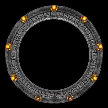 Watch and share Stargate Kawoosh Animation By SergeyDruid GIFs on Gfycat