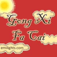Watch and share Animated-pai-gong-xi-fa-cai-greeting-card-avatar GIFs on Gfycat
