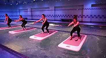 Watch Floating Fitness GIF on Gfycat. Discover more related GIFs on Gfycat