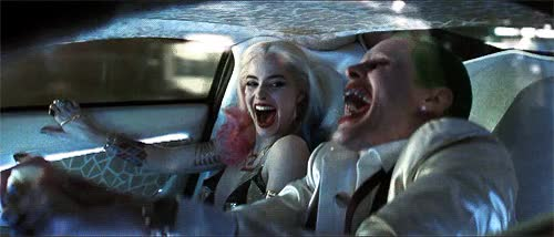 Watch and share Suicide Squad GIFs and Harley Quinn GIFs on Gfycat