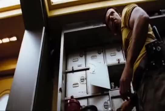 Dramatic Gun Cock