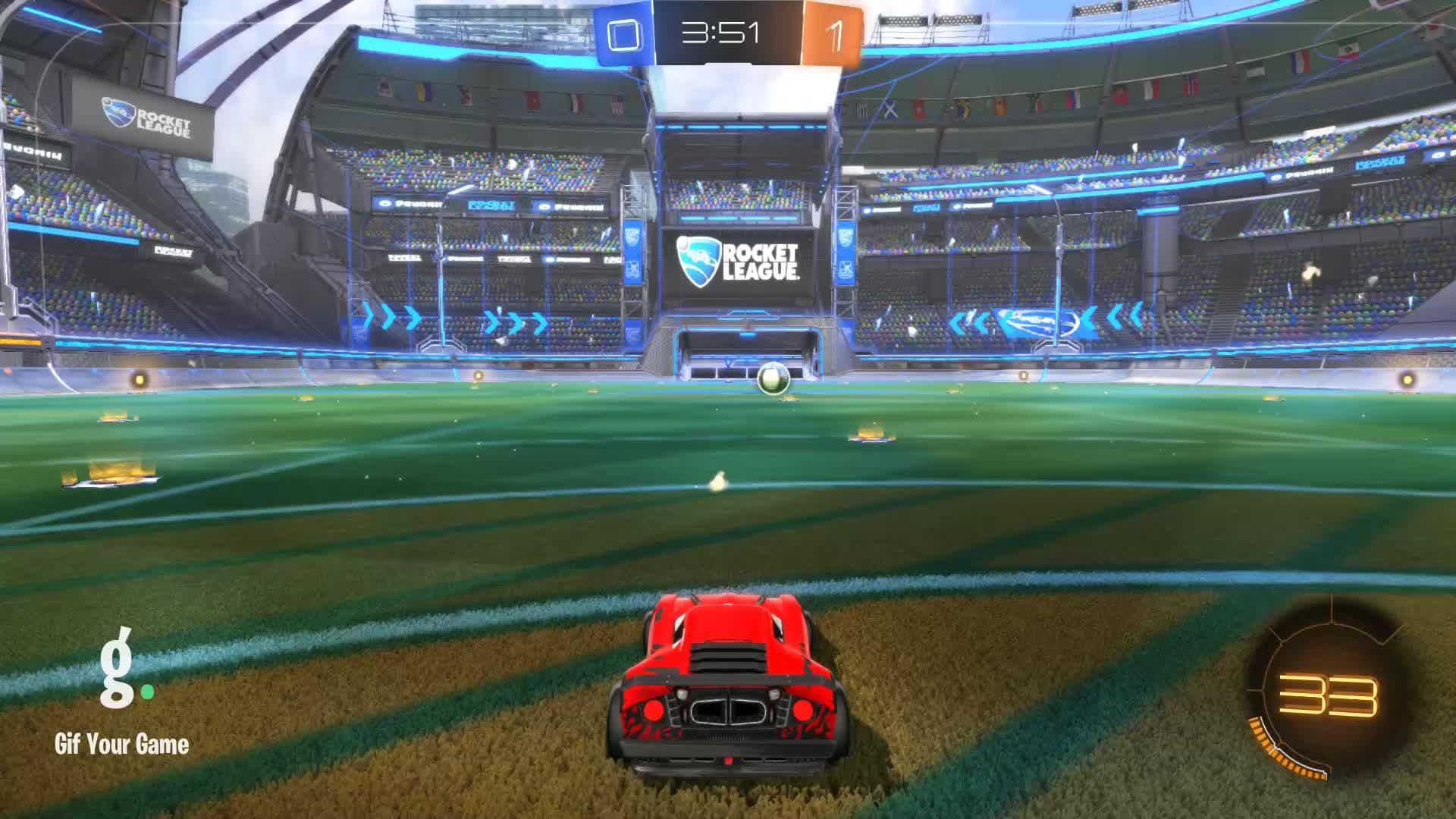 Gif Your Game, GifYourGame, Goal, Rocket League, RocketLeague, datboi, Goal 2: datboi GIFs