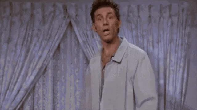 Watch and share Seinfeld GIFs by For Fox Sake on Gfycat