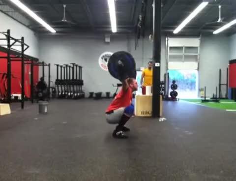 CrossFit, savage, weightlifting, CrossFit Resilience GIFs