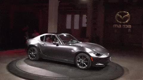 Watch and share Mazda MX-5 Miata RF | Closer Look GIFs on Gfycat
