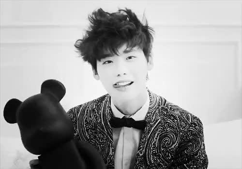 Watch and share Bedroom Eyes GIFs and Lee Jong Suk GIFs on Gfycat