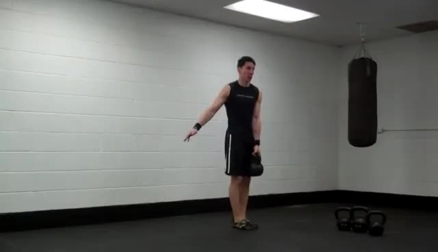 56 kettlebell russian twists GIFs