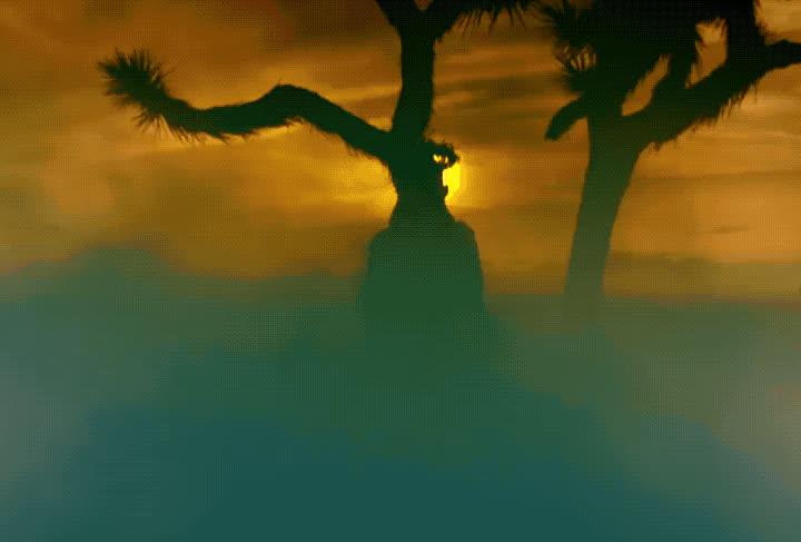 Jaden Smith, dance, desert, music video, sunset, watch me, Jaden Smith - Watch Me GIFs