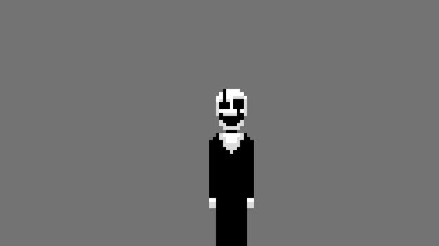 Watch and share Main-image-WD Gaster Animation By MrHivee GIFs on Gfycat