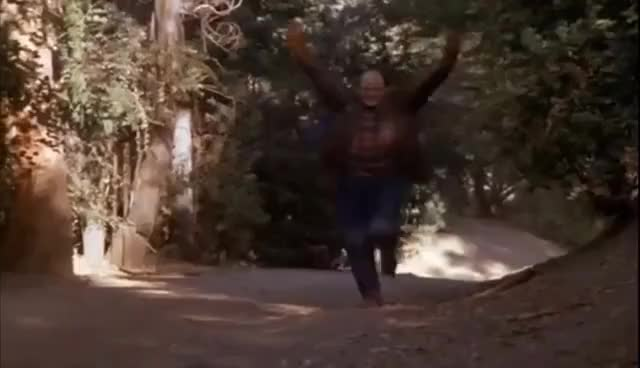Image result for seinfeld george skipping