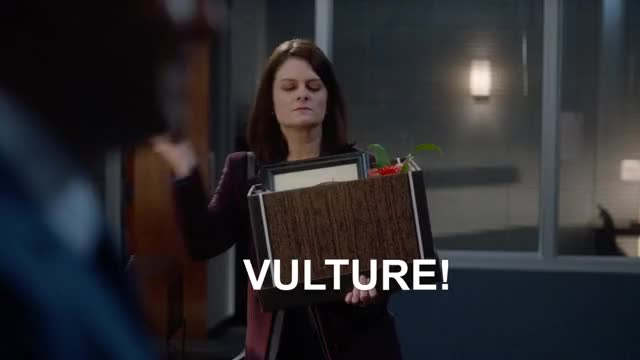 FOR THE PEOPLE - UPSET upset no how dare you for the people angry How rude VULTURE! GIF