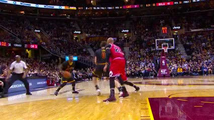 Watch and share Kyrie Irving — Cleveland Cavaliers GIFs by Off-Hand on Gfycat