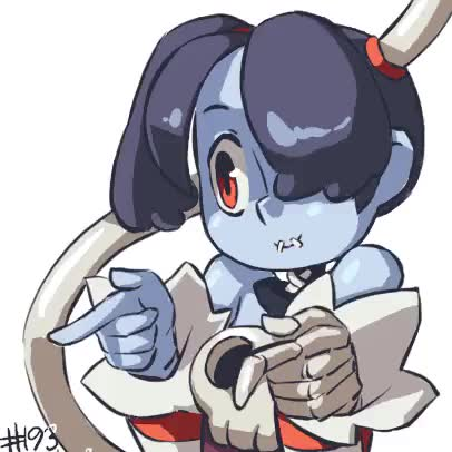 Watch Squigly is best skullgirl GIF on Gfycat. Discover more my jam, skullgirls, squigly GIFs on Gfycat