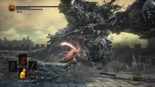Watch and share Dark Souls 3 GIFs and Demon GIFs by berenwulf on Gfycat