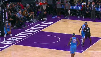 Watch DeMarcus Cousins — Sacramento Kings GIF by Off-Hand (@off-hand) on Gfycat. Discover more related GIFs on Gfycat