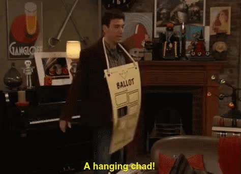 Hanging Chad